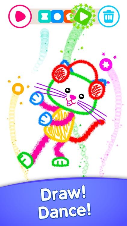 Drawing kids games for toddler screenshot-8
