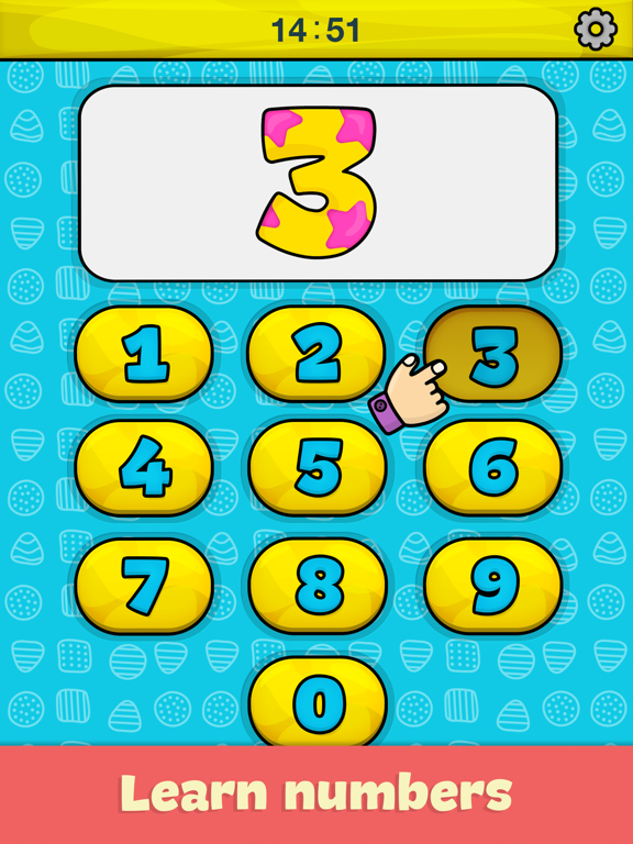 iPad Image of Baby games for kids, toddlers