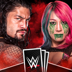 WWE SuperCard - Sur le Ring