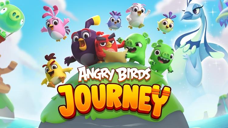 Angry Birds Journey screenshot-5
