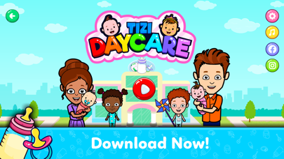My Tizi Town - Daycare Games for windows pc