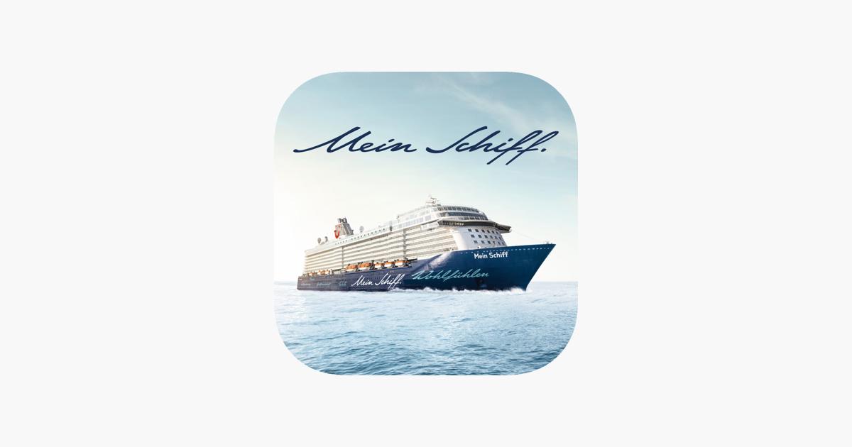 Mein Schiff Kreuzfahrten Im App Store