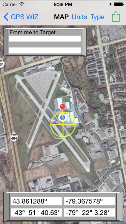 GPS WIZ screenshot-4