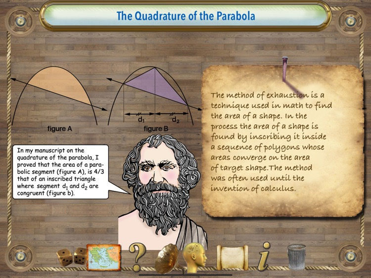 Great Thinkers: Archimedes screenshot-4