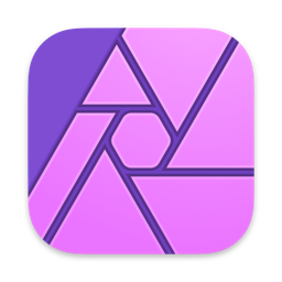 Ícone do app Affinity Photo