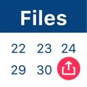 icone FileCalendar