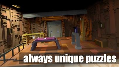 Room escape in voxels screenshot 12