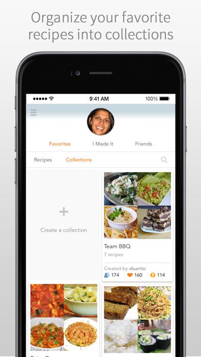 Allrecipes Dinner Spinner iPhone