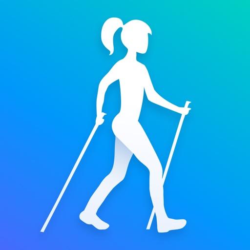 Pole Walking — Weight Loss