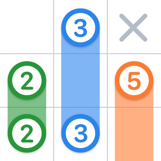 Twin Dots - Number Puzzle