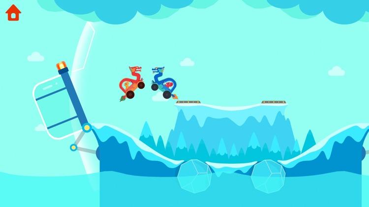 Dinosaur Smash: Bumper Cars screenshot-3