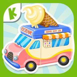 Ice Cream Truck - Puzzle Game