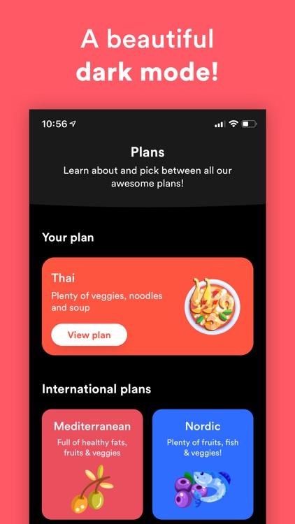 Meals - Healthy Meal Planner screenshot-8