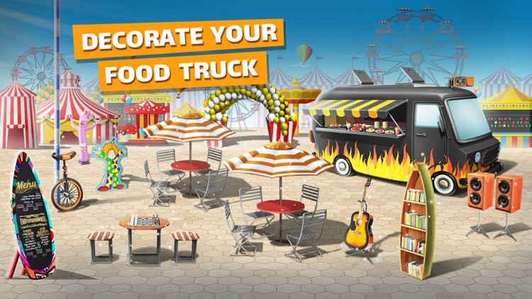 Food Truck Chef™ Cooking Game screenshot-4