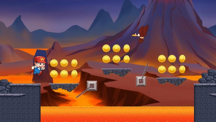 Super Bino Go 2: Jump N Run screenshot-4