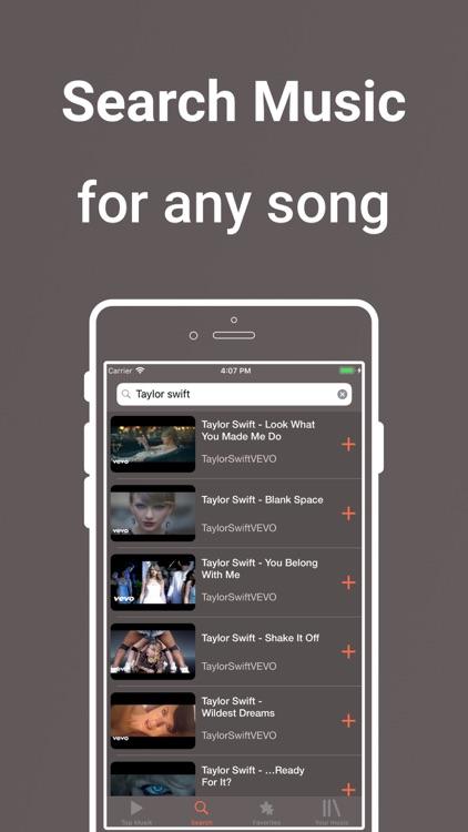 Snaptube - Unlimited Music screenshot-3