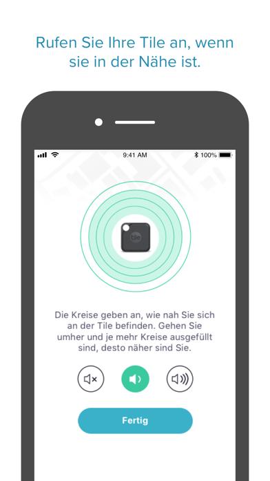 Tile - Find lost keys & phoneScreenshot von 5