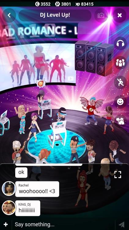 Club Cooee - 3D Avatar Chat screenshot-4