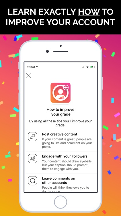 megaIG analytics for instagram