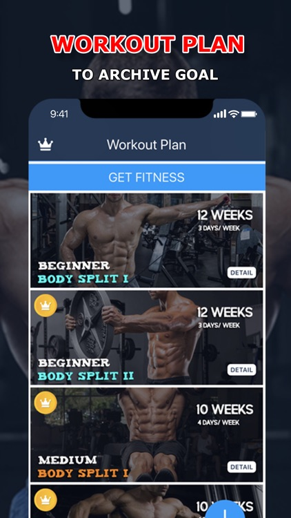 Fitness: Home & Gym Workouts