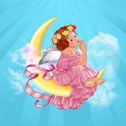 Sweet Angel Stickers