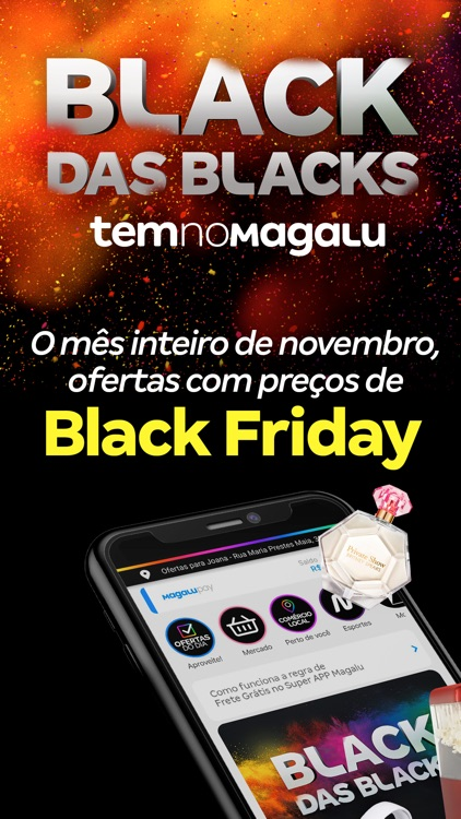 Magazine Luiza: Black Friday