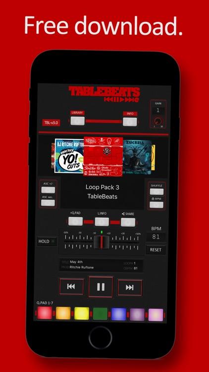 TableBeats: Scratch DJ Library screenshot-5