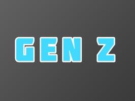 Gen Z Slang Sticker Pack