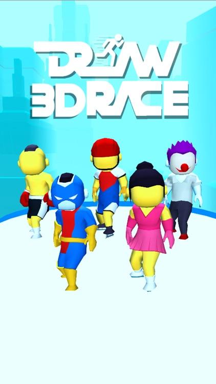 Draw Race 3D screenshot-3