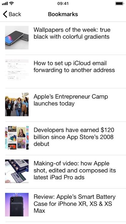 iDB app screenshot-4