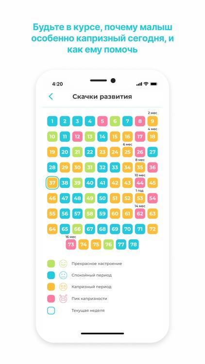 HappyMama Всё о детях до 2 лет screenshot-6