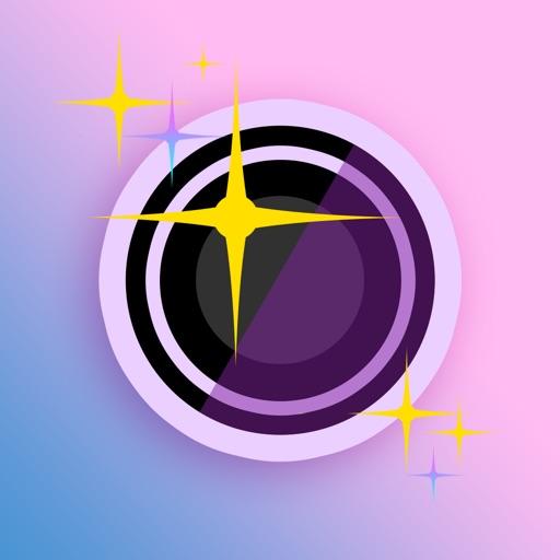 Glitter - Sparkle Effects App