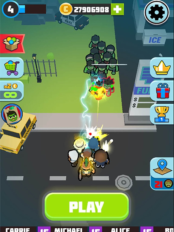 Zombie Haters screenshot 8