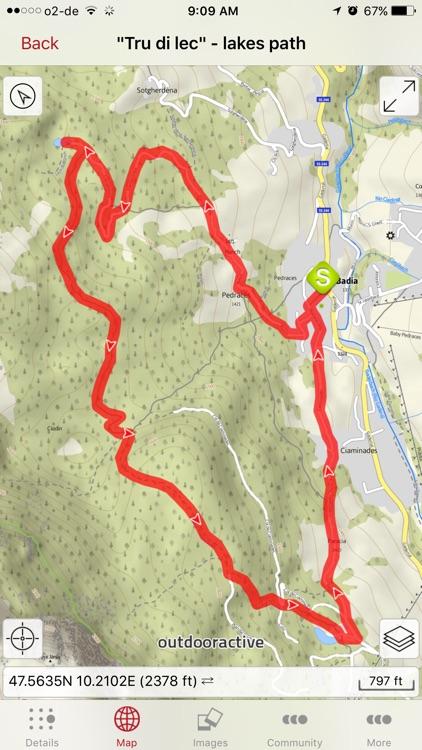 Alta Badia Dolomites screenshot-3