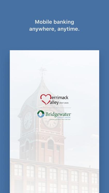 Merrimack Valley CU Mobile App screenshot-3