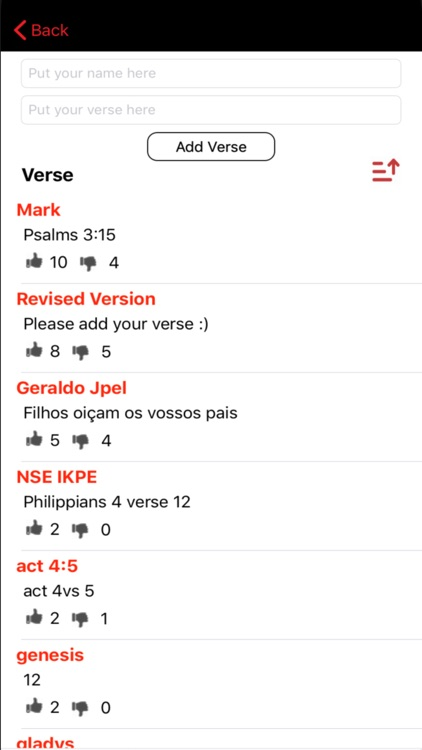Revised Version Bible screenshot-3