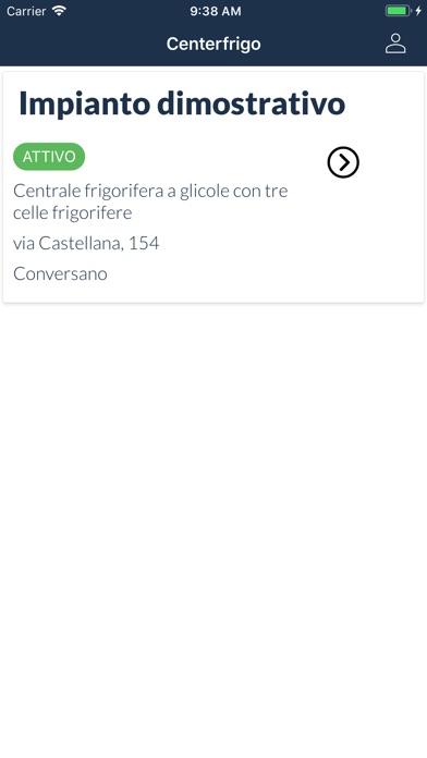 Centerfrigo app image