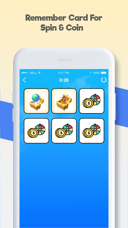 Spin for Coin Master Card Game