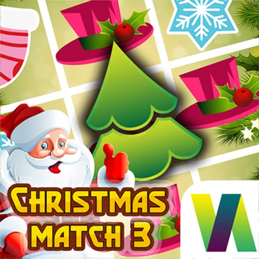 Christmas Match Three