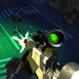 Sniper VS Zombie War Fury
