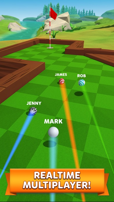 Download Golf Battle for Pc