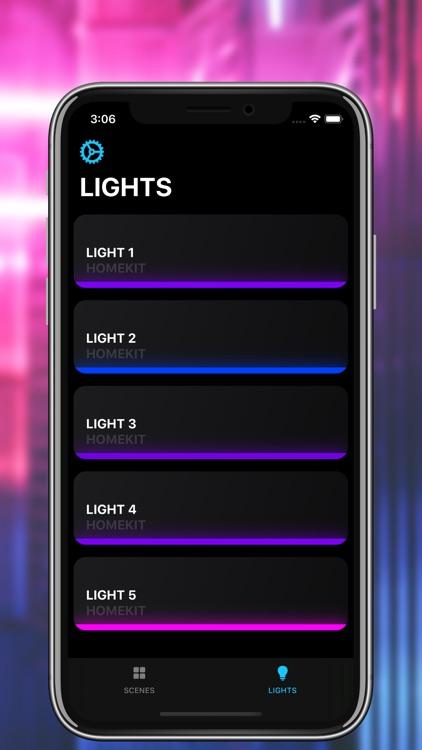 Neon for PhilipsHue & LIFX screenshot-3