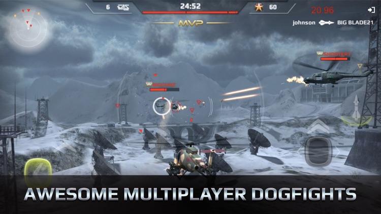 Battle Copters screenshot-3