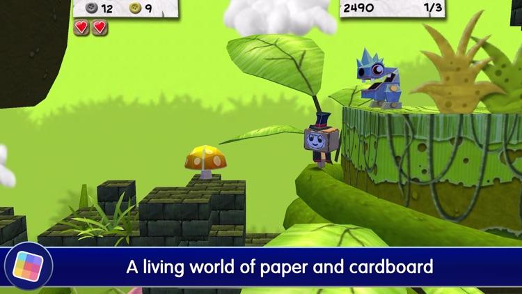 Paper Monsters - GameClub screenshot-0