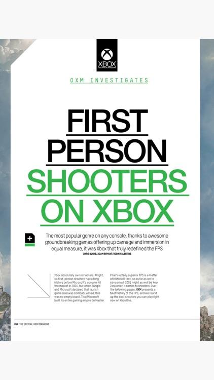 Official Xbox Magazine (UK) screenshot-5