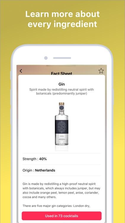 Cocktail Flow - Drink Recipes screenshot-5