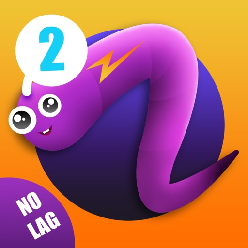 Worm.io - Slither War On Paper