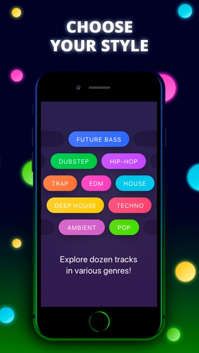 Beat Maker Star - Rhythm Game Screenshot