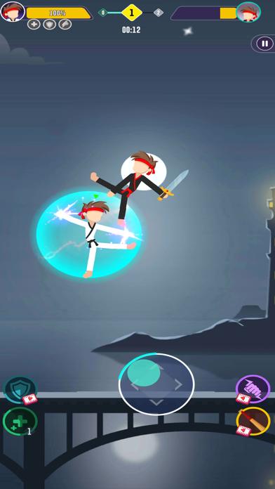 Stickman Battle screenshot 5