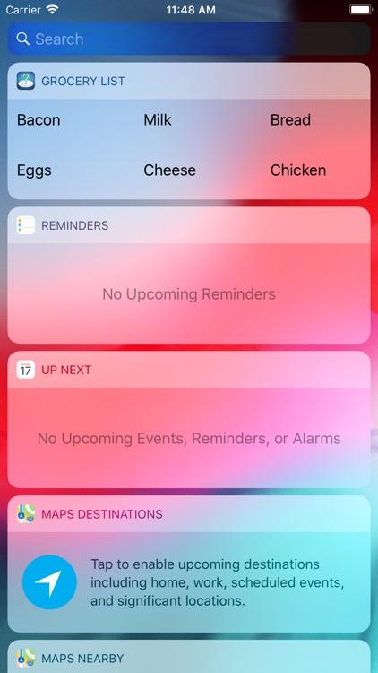 Decisive Wife Meal Planner screenshot-5